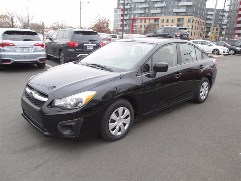 Subaru Impreza 2014 2.0i #8X0246A