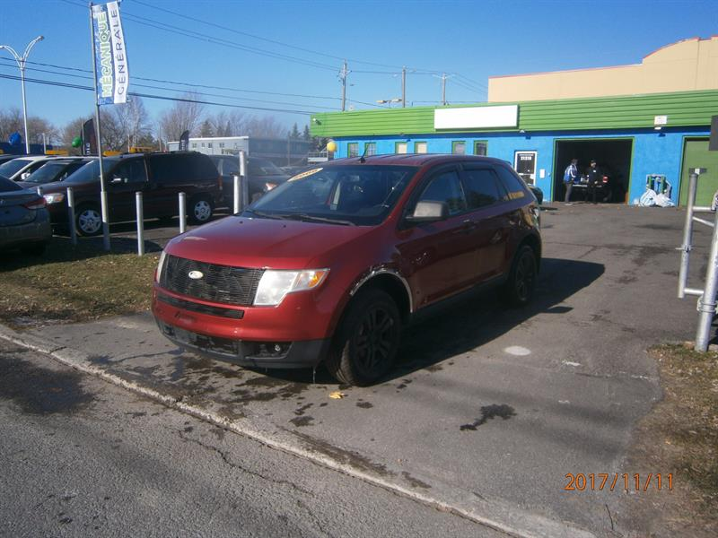 Ford EDGE 2008 4dr SEL FWD #F170022-03