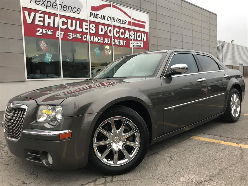 Chrysler 300 2010 4dr Sdn 300C RWD+HEMI+CUIR+TOIT+WOW! #18159A