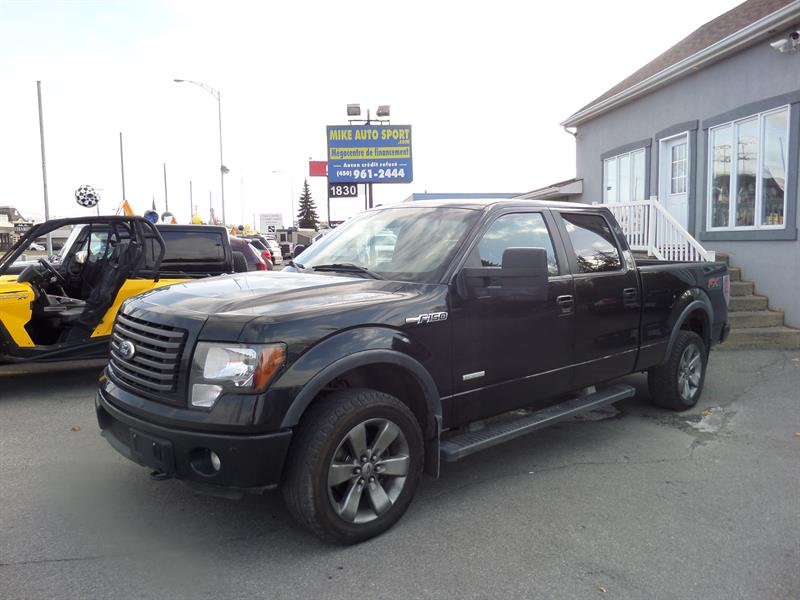 Ford F-150 2012 4WD SuperCrew #17-322