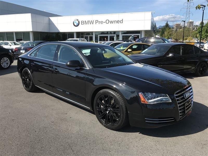 2012 Audi A8 4.2 LWB Tip qtro Premium #BP5198