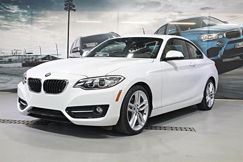 BMW 2 Series 2014 228i Coupe Sport Line #20277A