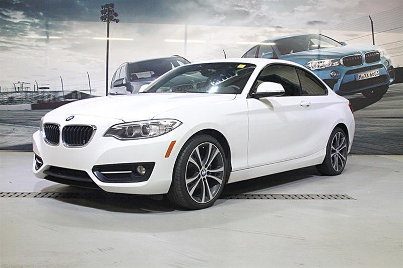 BMW 2 Series 2015 228i xDrive Coupe #20514A