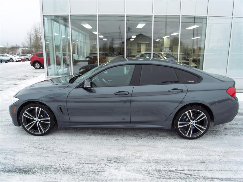 BMW 4 Series 2015 435i xDrive AWD Gran Coupe 4dr Sdn  #U02293