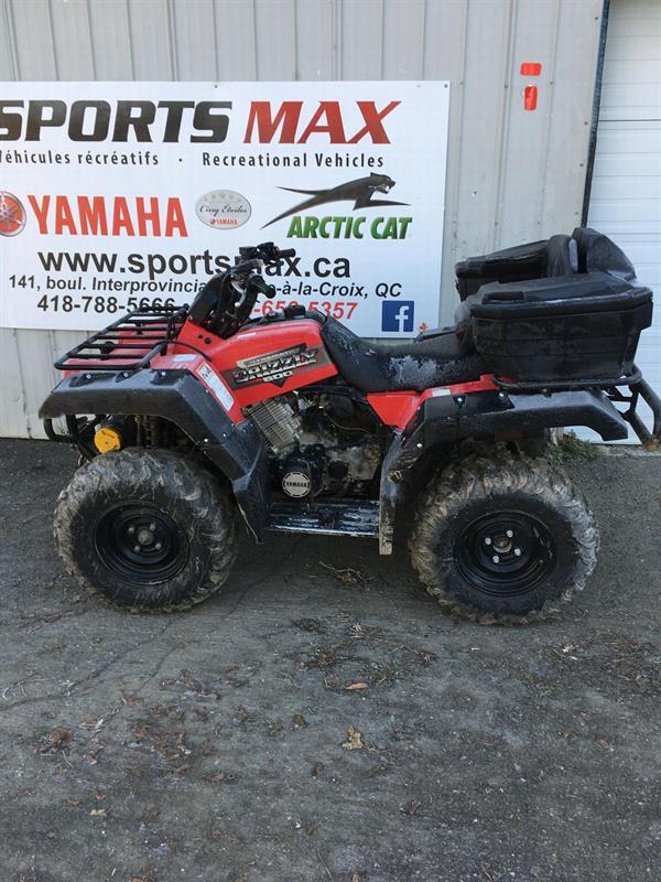 Yamaha Used Grizzly 600 2000