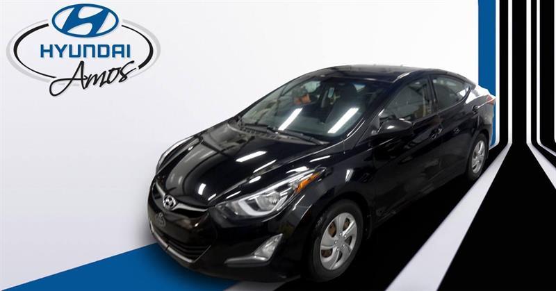 Hyundai Elantra 2014 GLS Garantie 7/140 #17287A
