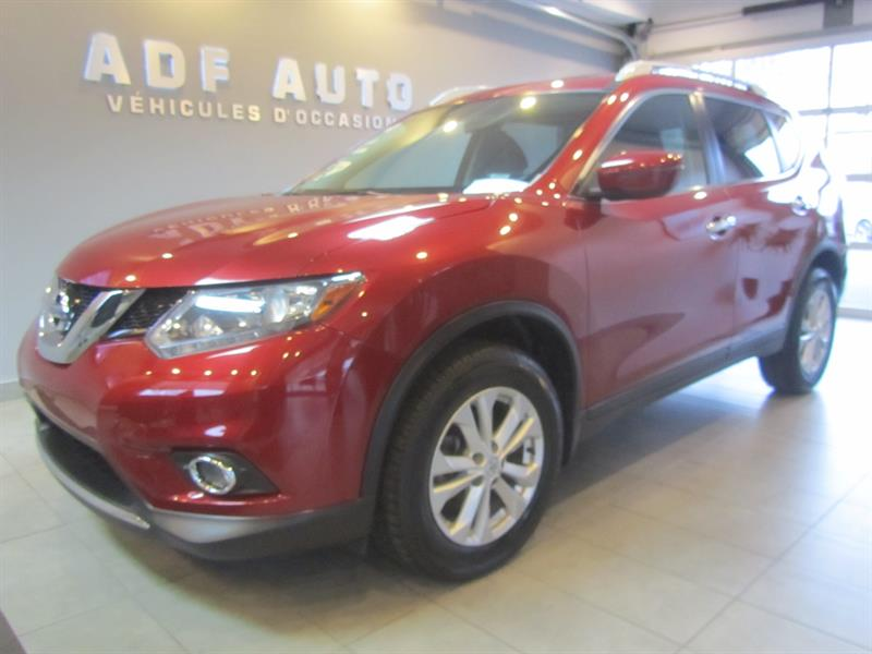 Nissan Rogue 2016 SV AWD TOIT PANORAMIQUE #4253