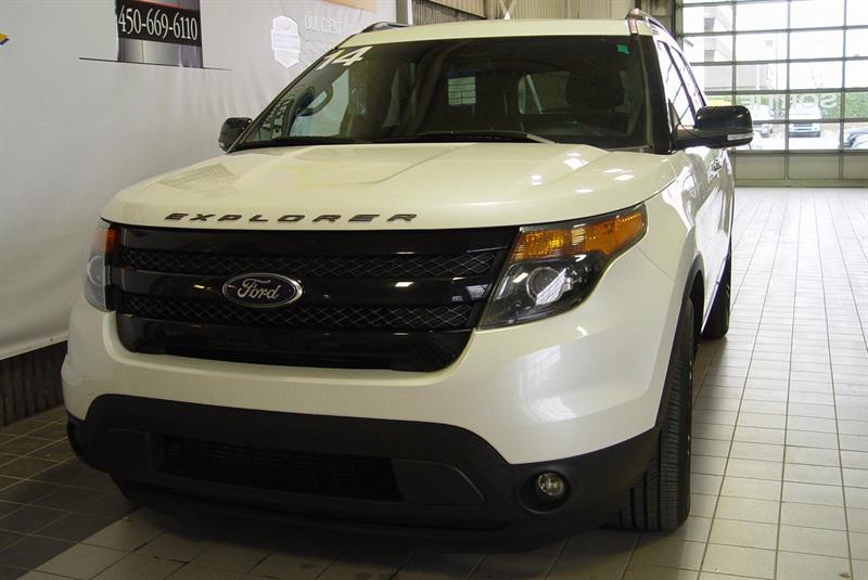 2014 Ford Explorer Sport SUPERBE #62564