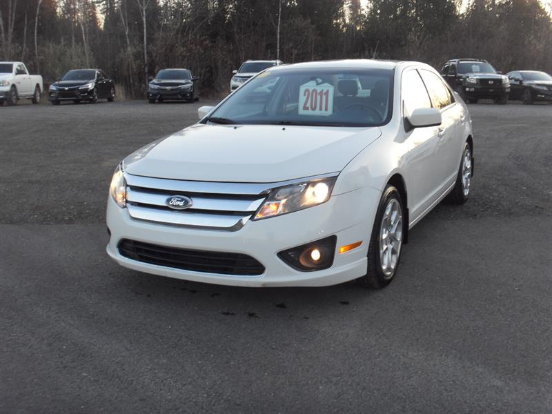 Ford Fusion 2011 4dr Sdn I4 SE FWD #H7680A