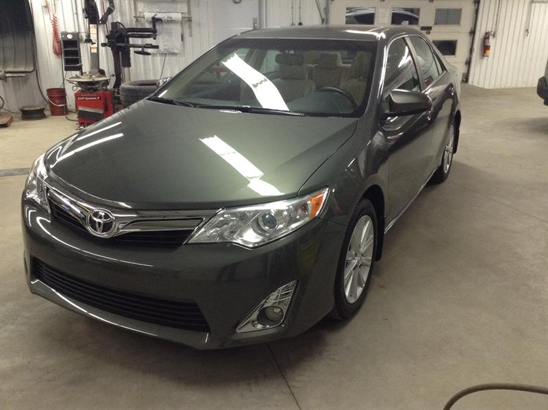 Toyota Camry 2013 XLE #80280-1