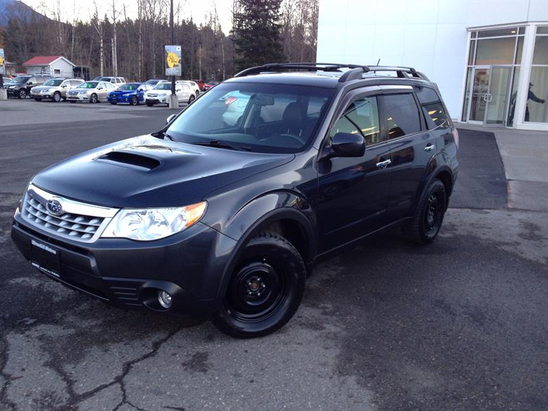 2011 Subaru Forester 2.5X Limited #17064-1s