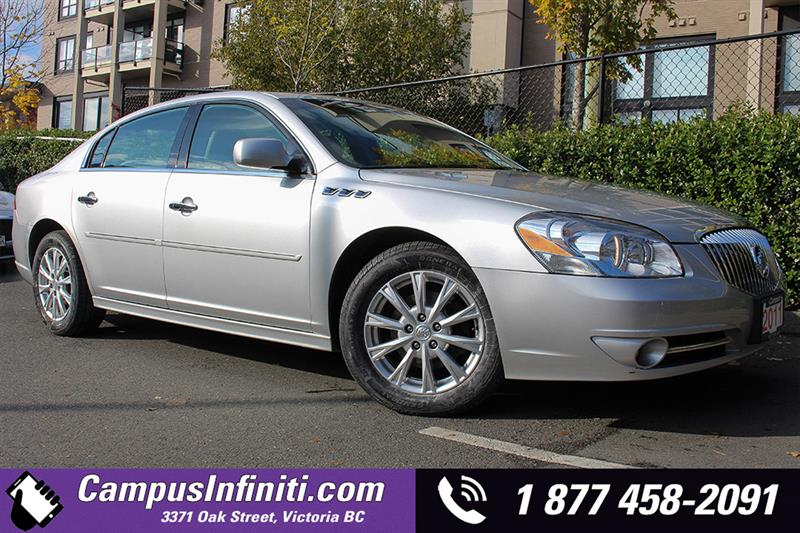 2011 Buick Lucerne 4dr Sdn CXL #17-QX3030A