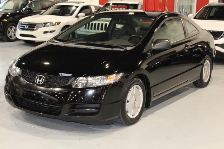 Honda Civic 2009 DX-G 2D Coupe #0000000363