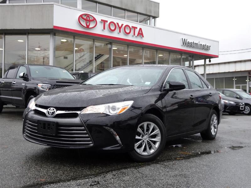 2016 Toyota Camry LE #P6423T