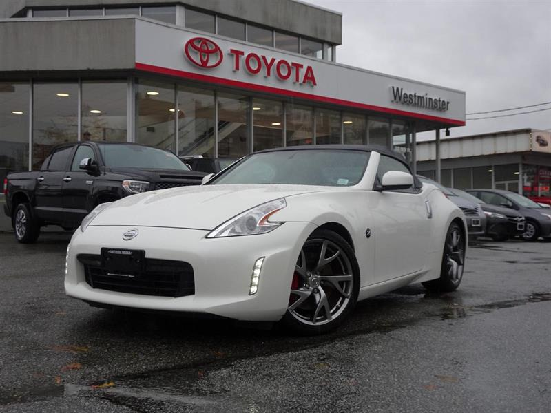 2017 Nissan 370Z Roadster Touring Sport #P6430T