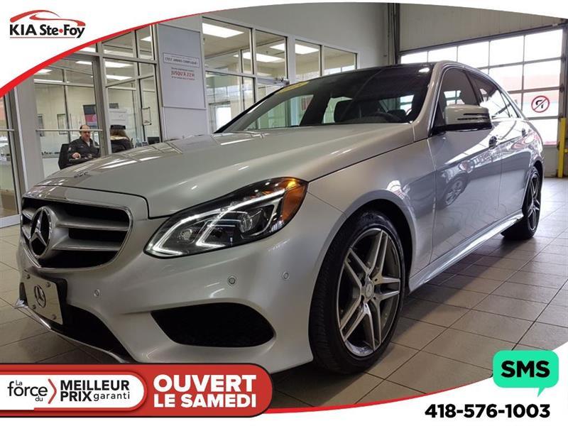 Mercedes-Benz E Class 2014 250* BLUETEC* 4MATIC*CECI EST UN 2015 * DIESEL* #171240D