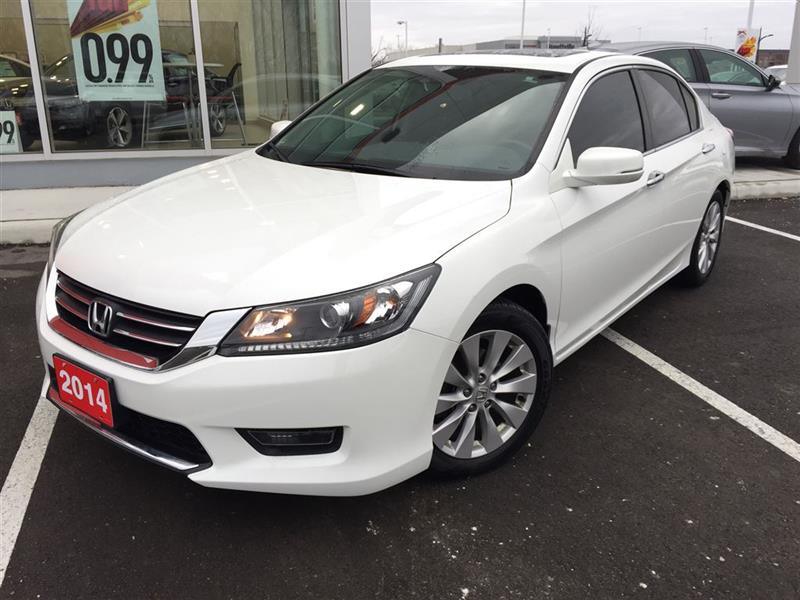 2014 Honda Accord Sedan EX-L Leather/Sunroof #OP-035