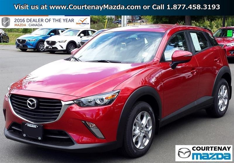 2018 Mazda CX-3 GS FWD at #18CX36597