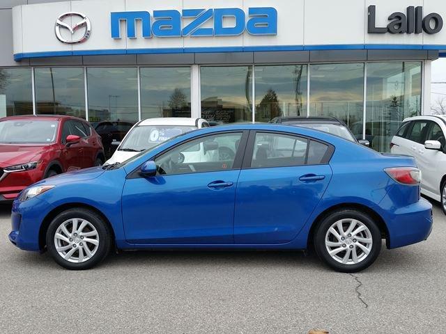 2012 Mazda 3 MAZDA3 GS-SKY #18-037MA