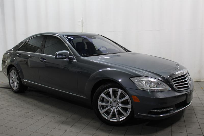 2011 mercedes benz s450 4matic sedan bas kilo used for for Mercedes benz s450