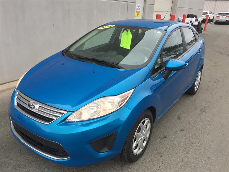 2012 Ford Fiesta 4dr Sdn SE #M17411
