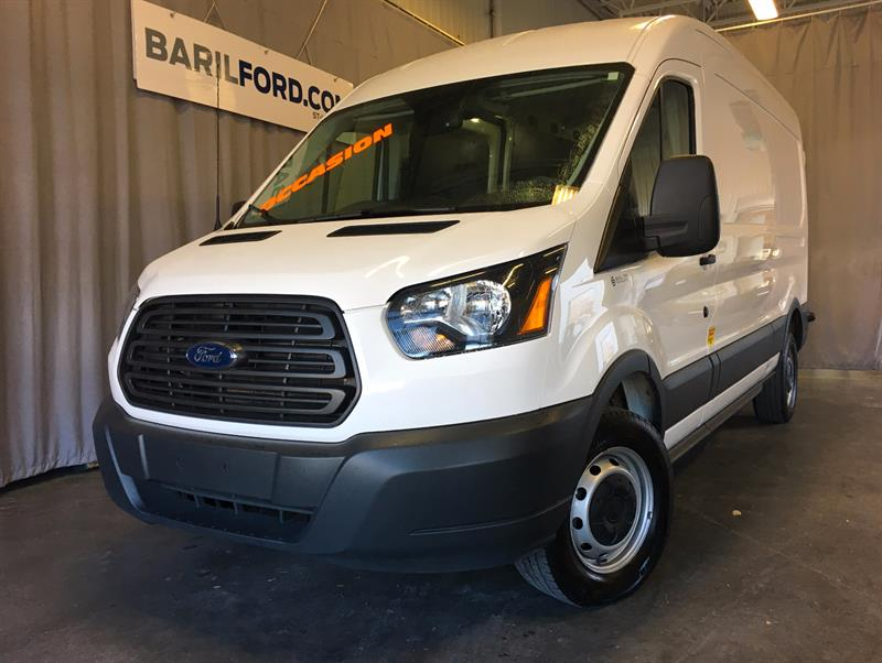 Ford Transit Cargo Van 2016 T-250 148 Med Rf 9000 GVWR Sliding RH Dr #c6504