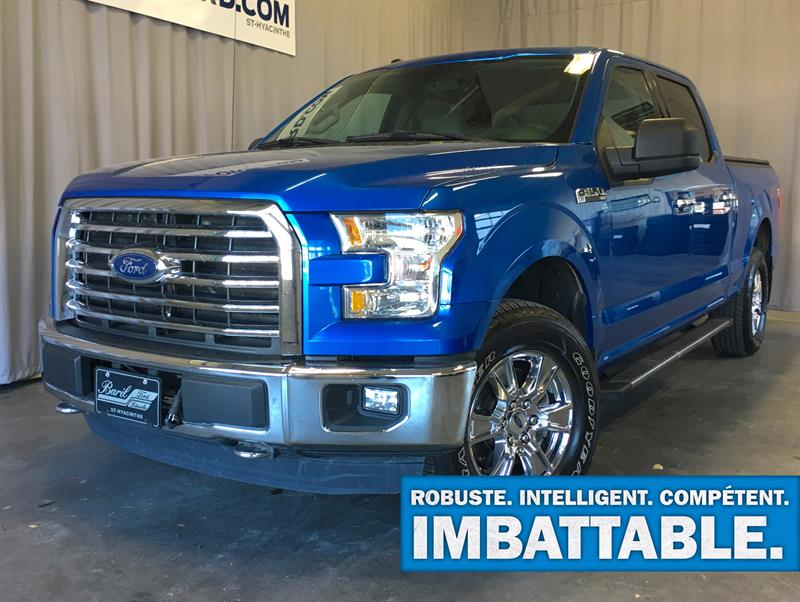 Ford F-150 2016 4WD SuperCrew #c6471