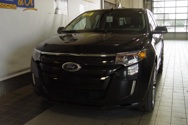 2014 Ford Edge SPORT À QUI LA CHANCE? #1723291