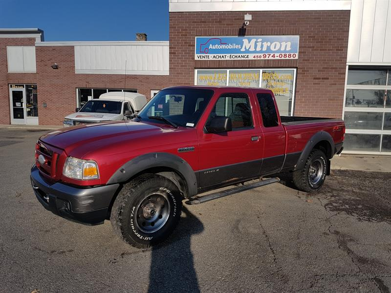 Ford Ranger 2007 4WD SuperCab 126 #901117