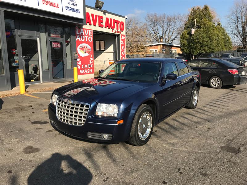 Chrysler 300 2005 300-TOURING-CUIR-JAMAIS ACCIDENTER #94260-2