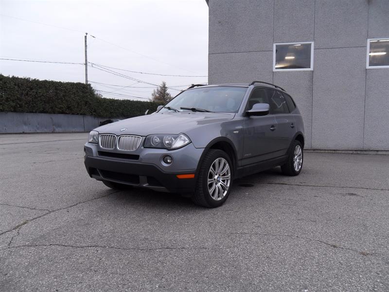 BMW X3 2010 AWD 4dr 30i #F170061-04