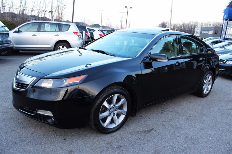 Acura TL 2013 2WD  #A4263