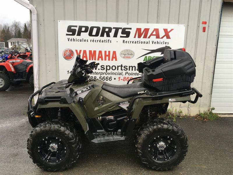 Polaris Used Sportsman 570 EPS 2014