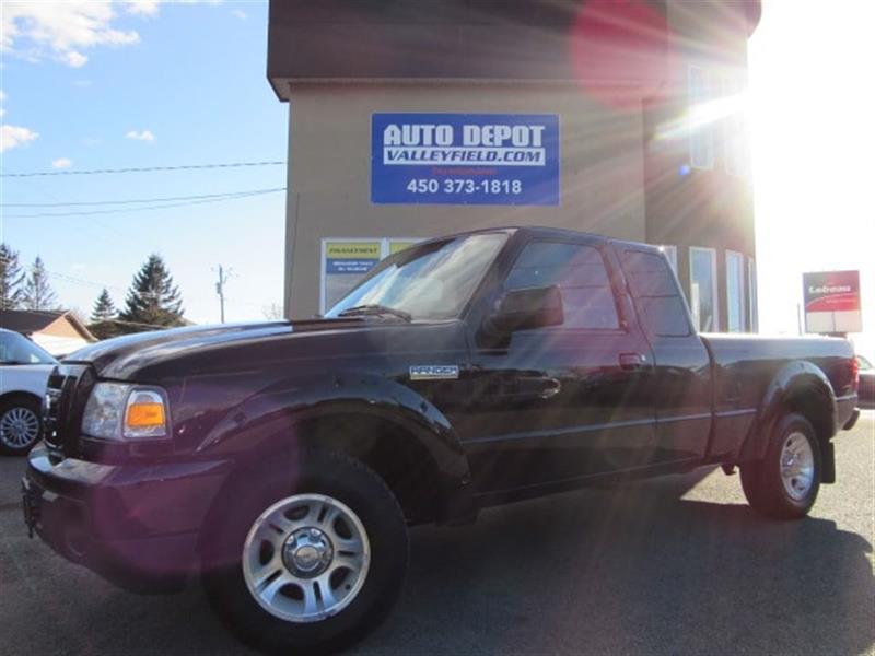 Ford Ranger 2011 AUTOMATIQUE + FOGS #P0999
