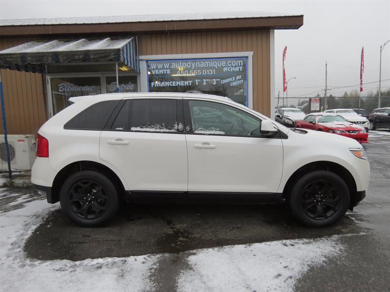 Ford EDGE 2012 4dr SEL FWD #3894