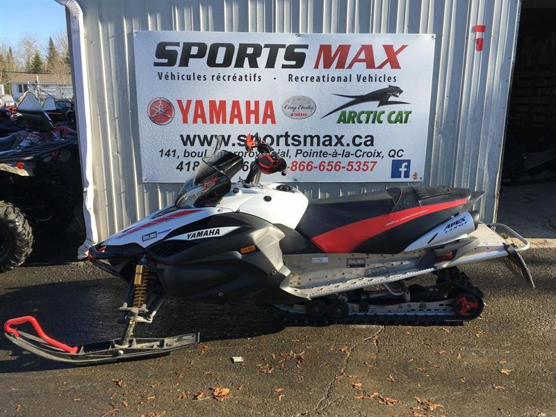 Yamaha Used Apex 2008