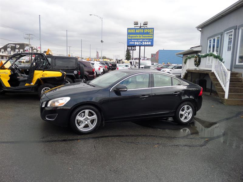 Volvo S60 2012 4dr Sdn T5 Level #17-311