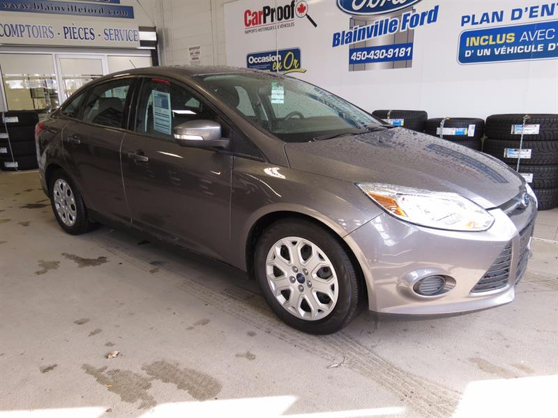 Ford Focus 2014 4dr Sdn SE #170850A