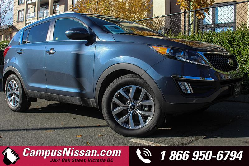 2015 Kia Sportage EX w/BACKUP CAMERA #7-E226B