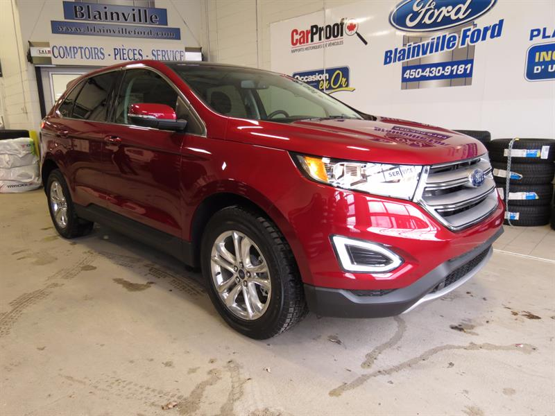 Ford EDGE 2016 4dr SEL AWD #160838