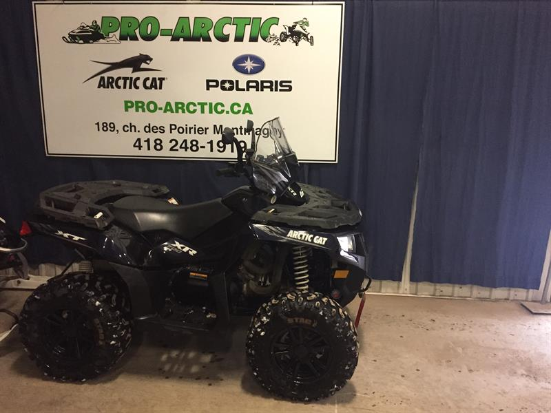 Arctic Cat 700 XR XT EPS 2015
