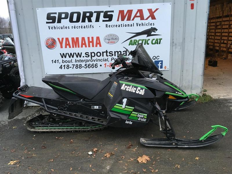 Arctic Cat Used F1100 Turbo 2012