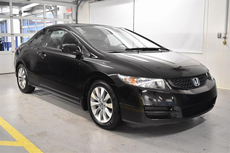 Honda Civic Cpe 2009 EX-L+AUTOMATIQUE #70355B