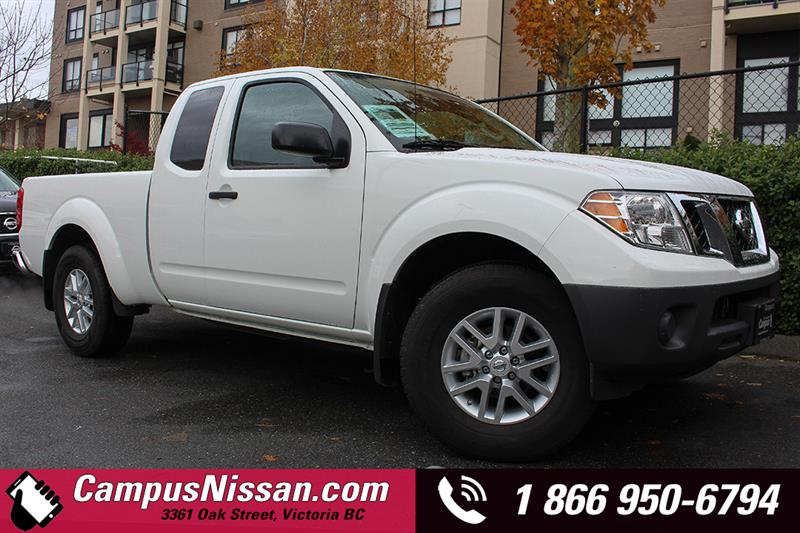 2016 Nissan Frontier King Cab S 4X2 #A7105