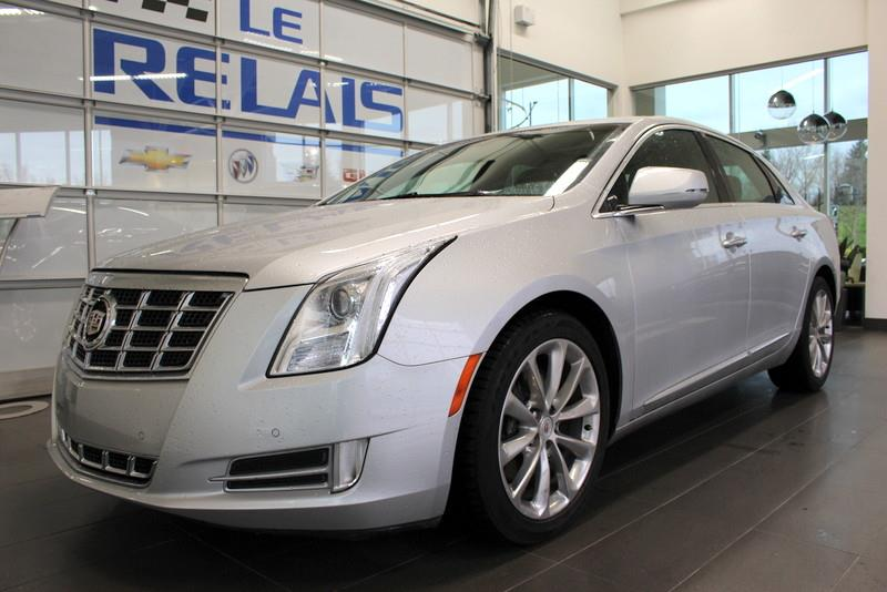 Cadillac XTS 2013 Luxury Collection  #K809002A