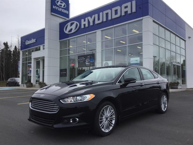2016 Ford Fusion 4dr Sdn SE AWD #OS7019A