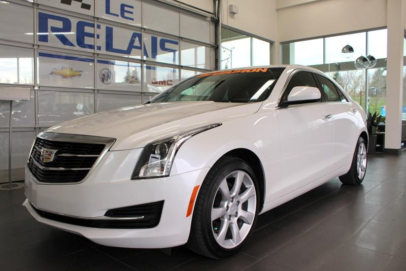 Cadillac ATS Sedan 2015 AWD #72960