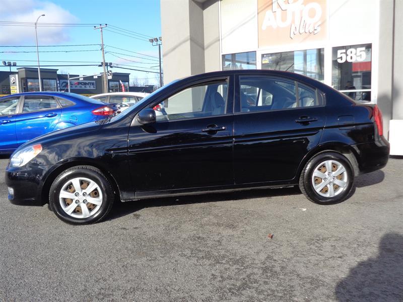 Hyundai Accent 2011 4dr Sdn GLS TOIT OUVRANT **SIEGE CHAUFFANT*** #9375