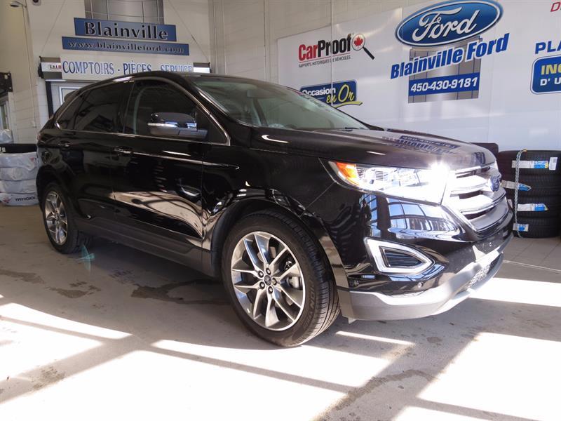 Ford EDGE 2016 4dr Titanium AWD #160844