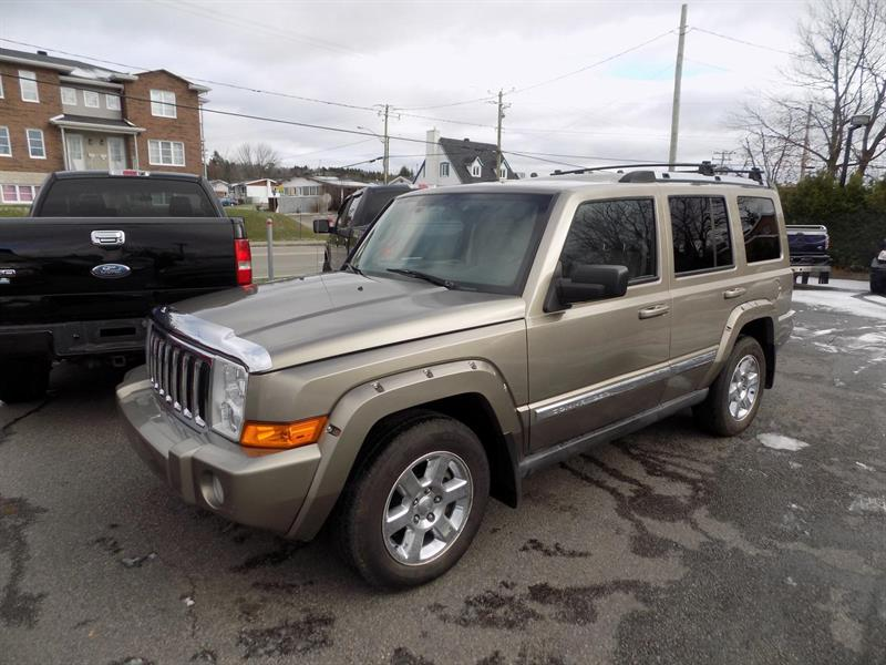 Jeep Commander 2006 Limited #AD5298